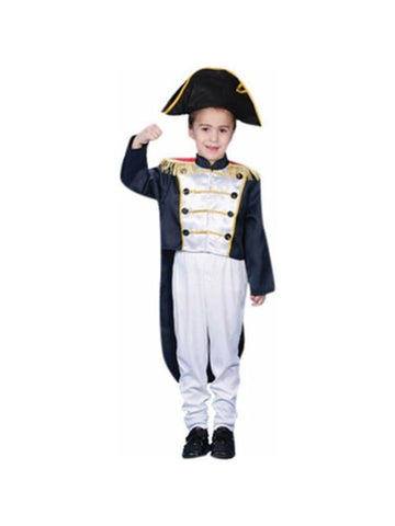 Toddler Napolean Costume