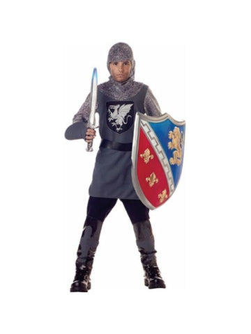 Child's Valiant Knight Costume