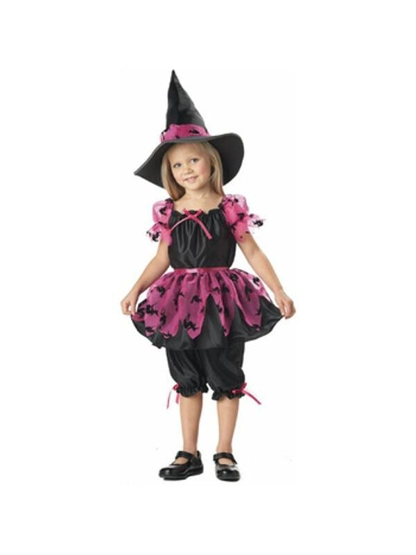 Toddler Cutie Witch Costume-COSTUMEISH
