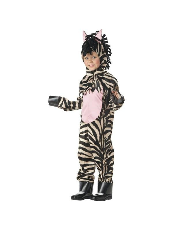 Toddler Zebra Costume-COSTUMEISH