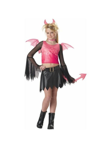 Child's Hot Devil Costume