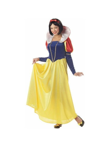 Adult Classic Snow White Costume-COSTUMEISH
