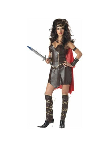 Adult Sexy Warrior Queen Costume