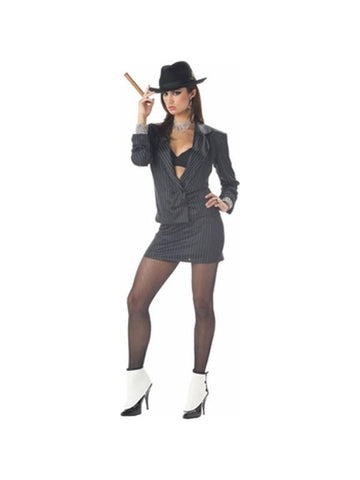 Adult Mafia Princess Costume
