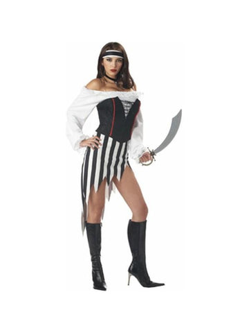 Adult Sexy Lady Pirate Costume