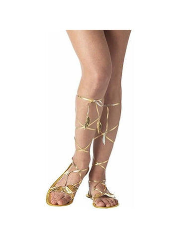 Greek Goddess Sandals-COSTUMEISH