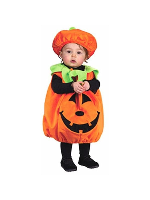 Toddler Cute Pumpkin Costume-COSTUMEISH