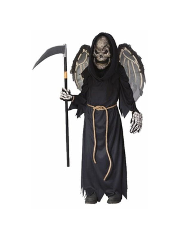 Childs Winged Reaper Costume-COSTUMEISH