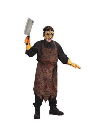 Child's Butcher Costume-COSTUMEISH