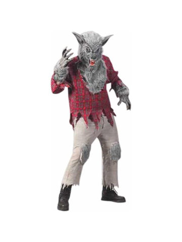 Adult Were Wolf Costume-COSTUMEISH