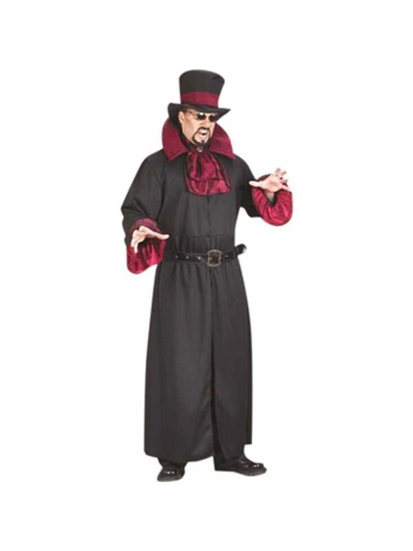 Adult Duke Jack The Ripper Costume-COSTUMEISH