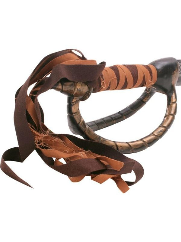 Adult Realistic Rustic Fake Pirate Prop-COSTUMEISH