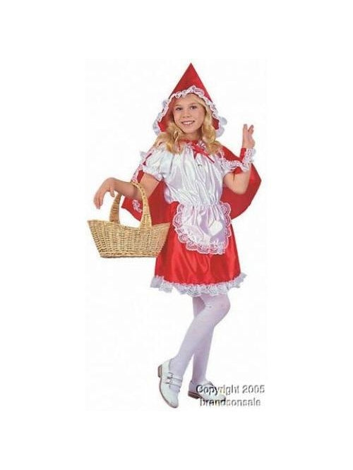 Child's Lil' Red Riding Hood Costume-COSTUMEISH