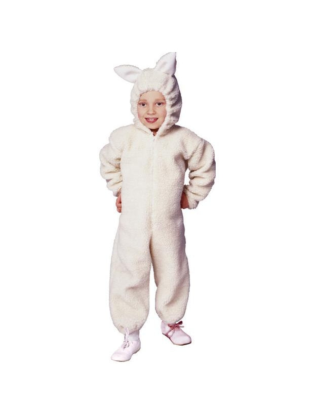 Child's Lamb Costume-COSTUMEISH