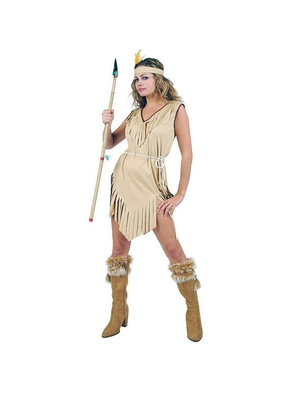 Adult Sacagawea Costume-COSTUMEISH