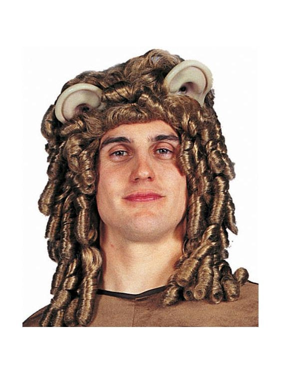Deluxe Lion Costume Wig-COSTUMEISH