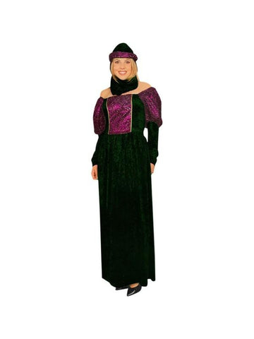 Adult Lady Marion Costume