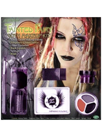 Adult Tainted Fairy Goth Makeup Kit-COSTUMEISH