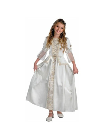 Child's Pirates Of The Caribbean Deluxe Elizabeth Costume