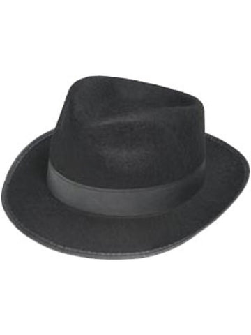 Fedora Gangster Costume Hat