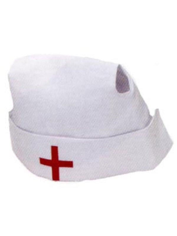 Adult Nurse Hat-COSTUMEISH