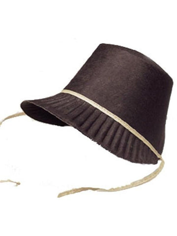 Ladies Pilgrim Bonnet Hat-COSTUMEISH