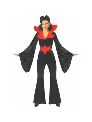 Adult Women's Devil Suit Costume-COSTUMEISH
