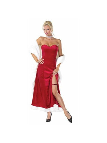 Adult Starlet Betty Boop Costume-COSTUMEISH