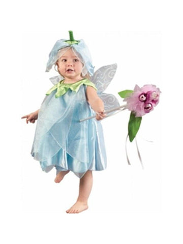 Baby Blue Sky Fairy Costume-COSTUMEISH