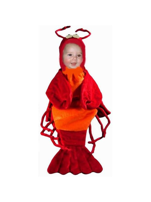 Baby Lobster Bunting Costume-COSTUMEISH