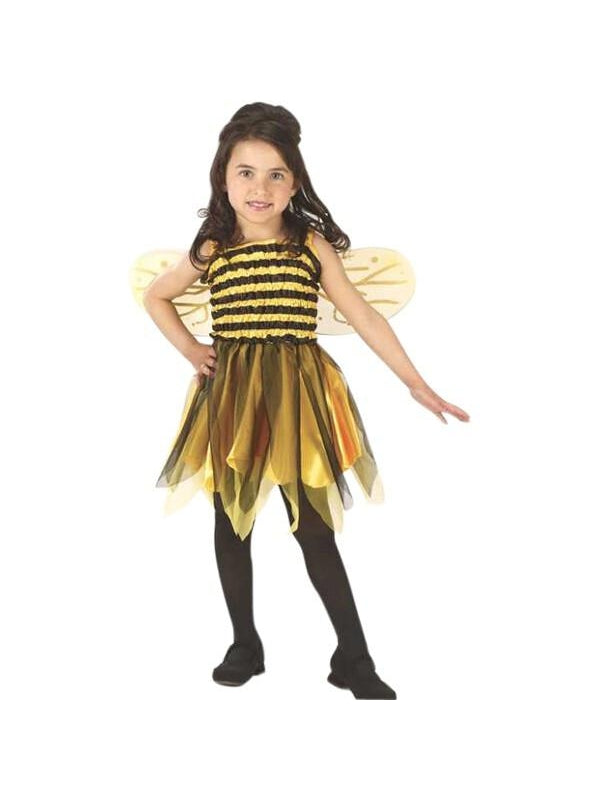 Toddler Baby Bee Costume-COSTUMEISH