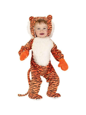Baby Cuddly Tiger Costume-COSTUMEISH