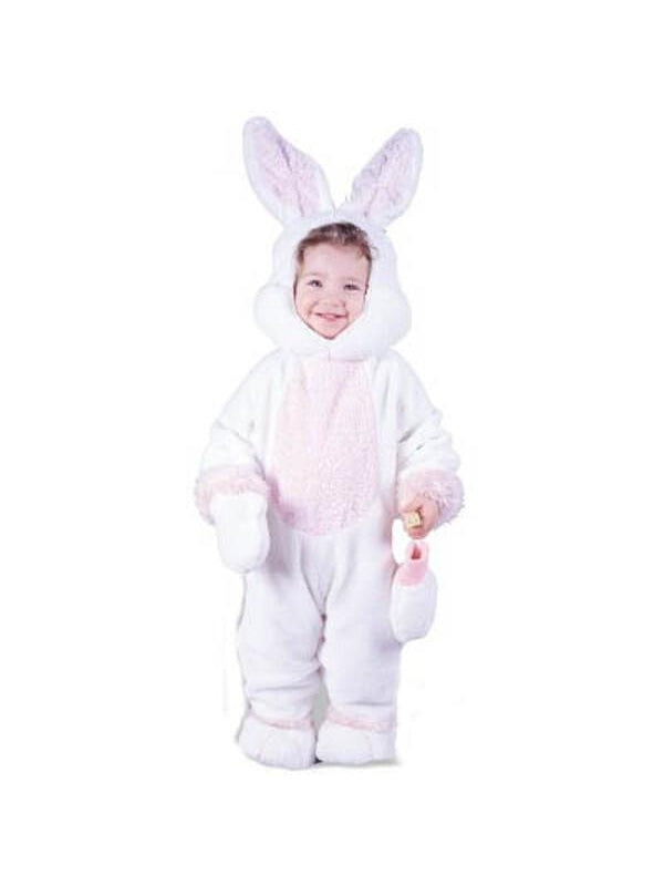 Baby Cuddly Bunny Costume-COSTUMEISH