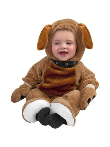 Baby Playful Puppy Costume-COSTUMEISH