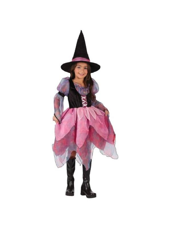 Toddler Wonderful Witch Costume-COSTUMEISH