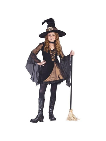 Childs Sweetie Witch Costume-COSTUMEISH