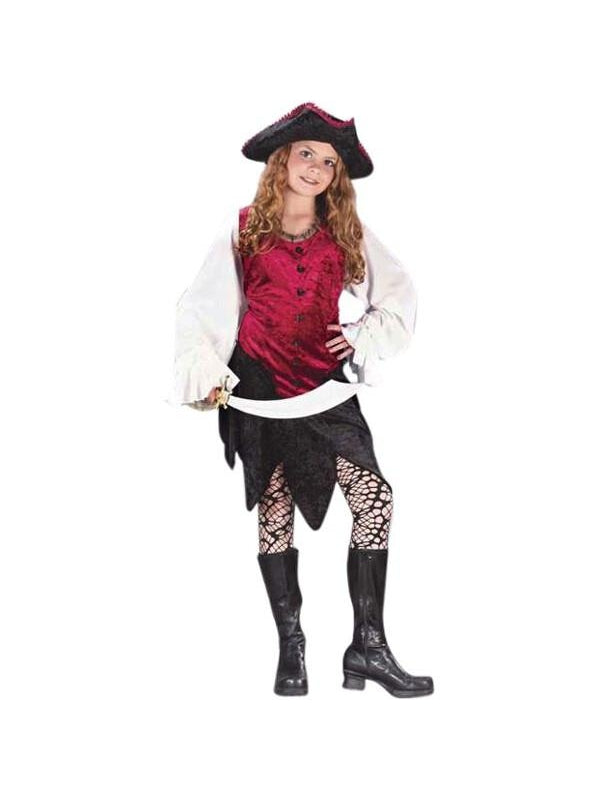 Childs First Mate Costume-COSTUMEISH