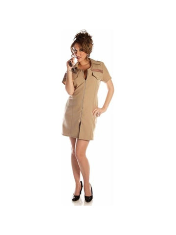 Adult Sexy Marines Girl Costume