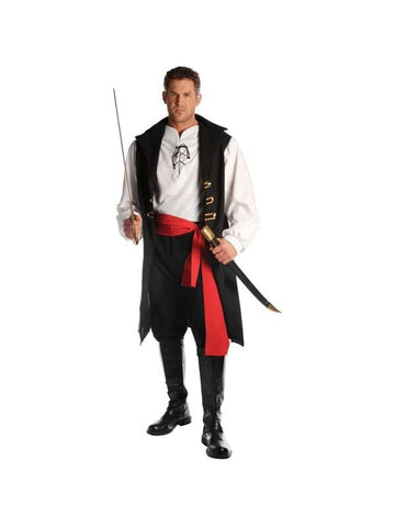 Adult 17th Century Pirate Costume