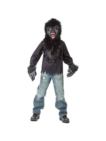 Childs Easy Gorilla Costume