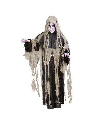 Childs Gauze Reaper Costume-COSTUMEISH