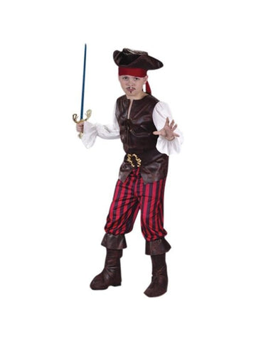 Childs High Seas Buccaneer Costume