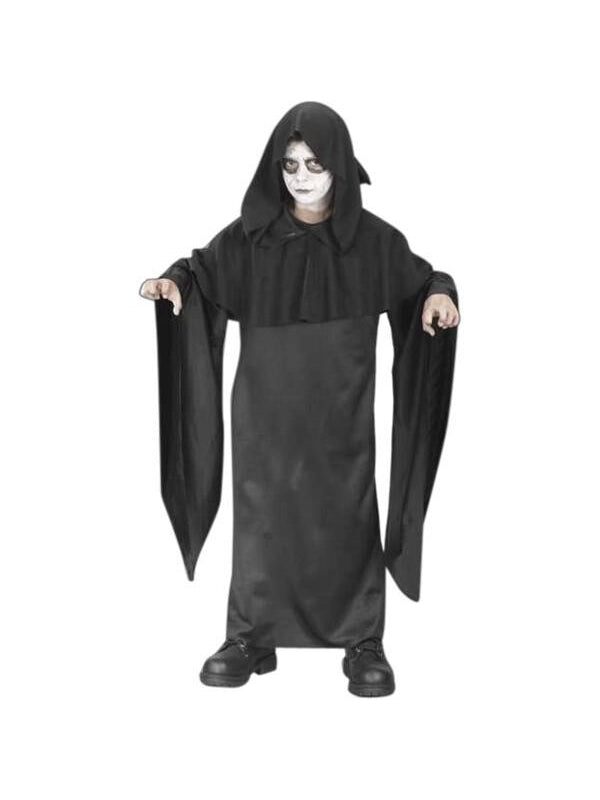 Childs Dr. Darkness Grim Reaper Robe-COSTUMEISH
