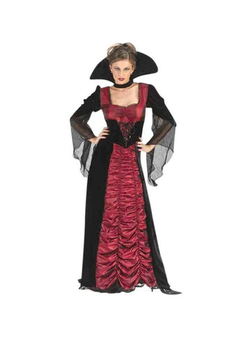 Adult Coffin Vampire Costume-COSTUMEISH