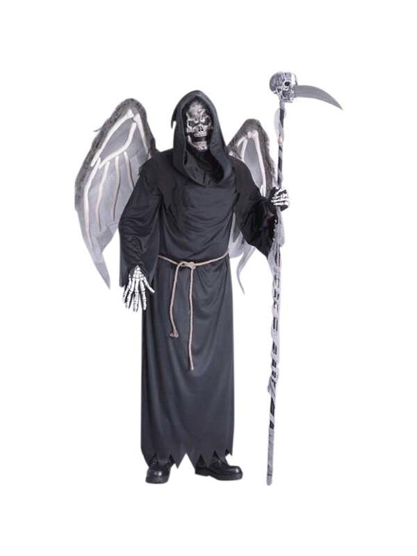 Adult Bone Winged Reaper Costume-COSTUMEISH