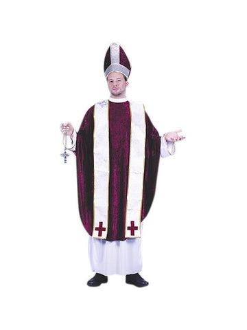 Adult Cardinal Costume-COSTUMEISH
