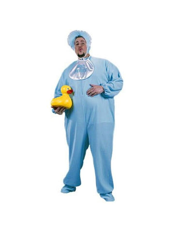 Adult Plus Size Baby Costume-COSTUMEISH