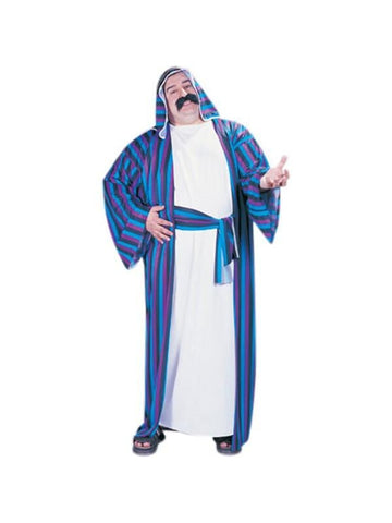 Adult Plus Size Arab Sheik Costume-COSTUMEISH