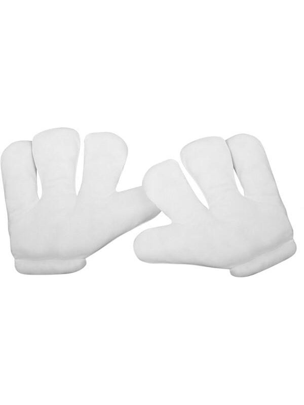 Cartoon Costume Hands-COSTUMEISH