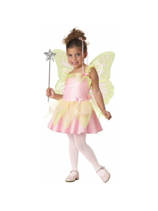 Child's Sweetheart Fairy Costume-COSTUMEISH